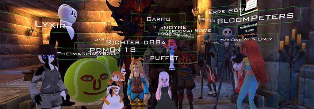 Gameplay VRchat