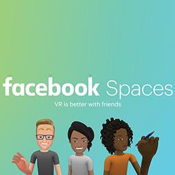 logo facebook spaces