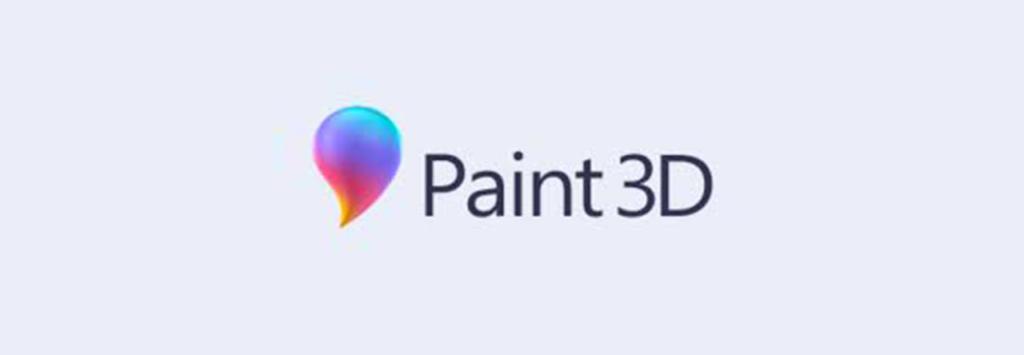 logo paint 3d